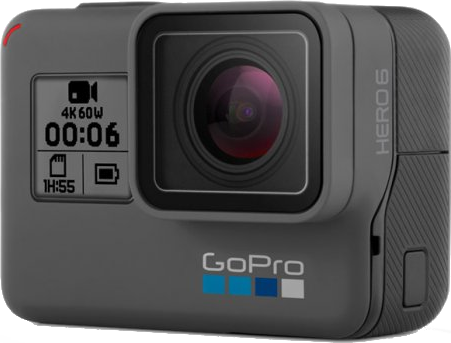 device category GOPRO HERO 6 BLACK